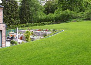 Colver créateur jardin paysagiste oise noyon compiègne engazonnement plantation talus arbustes fleurs vivaces