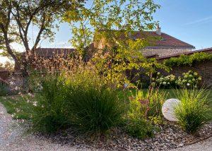 Colver créateur jardin paysagiste oise noyon compiègne taille arbuste tonte nettoyage massif paillage entretien