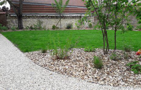 Colver créateur jardin paysagiste oise noyon compiègne plantation engazonnement création massif paillage plaquette bo