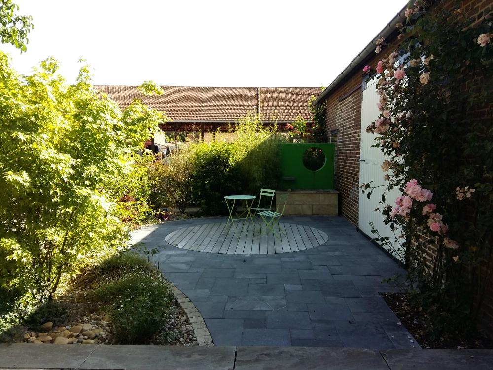 COLVER Créateur de jardin votre paysagiste dans l'Oise